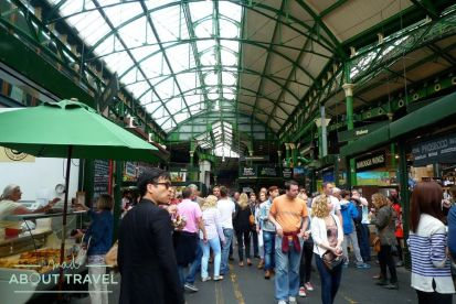 Borough Market de Londres