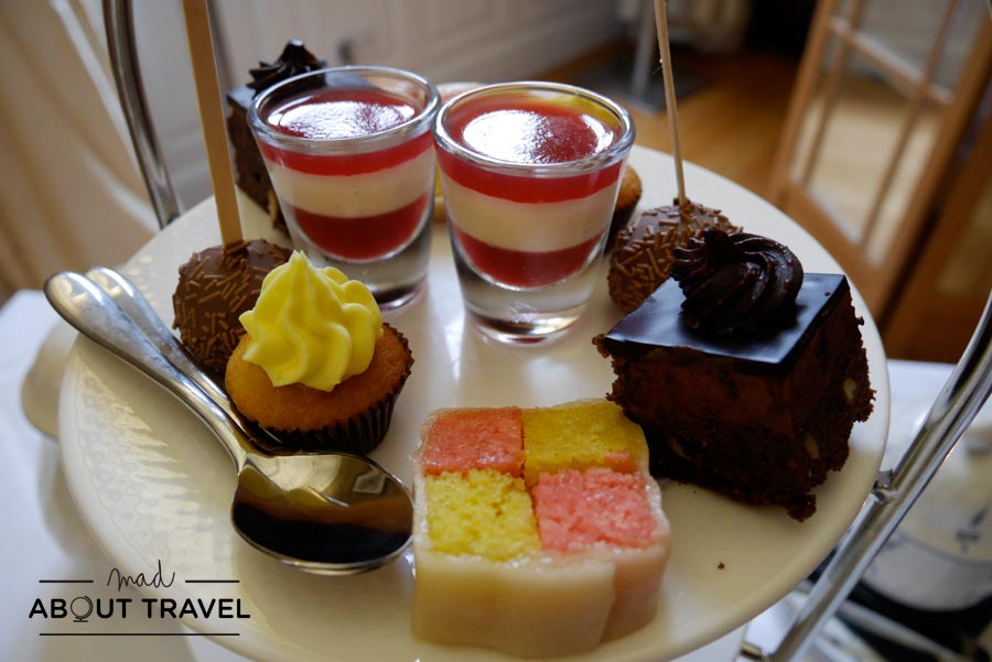 Afternoon tea en el Hotel Scotsman de Edimburgo, plan perfecto para una tarde de chicas