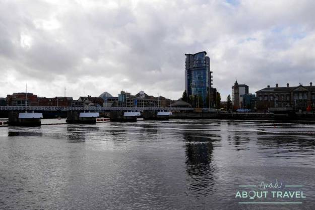 Barrio del Titanic de Belfast