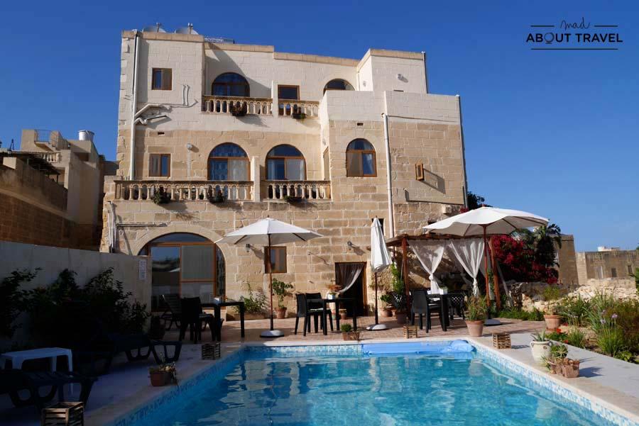 Rigiana Guest House en Gozo, Malta