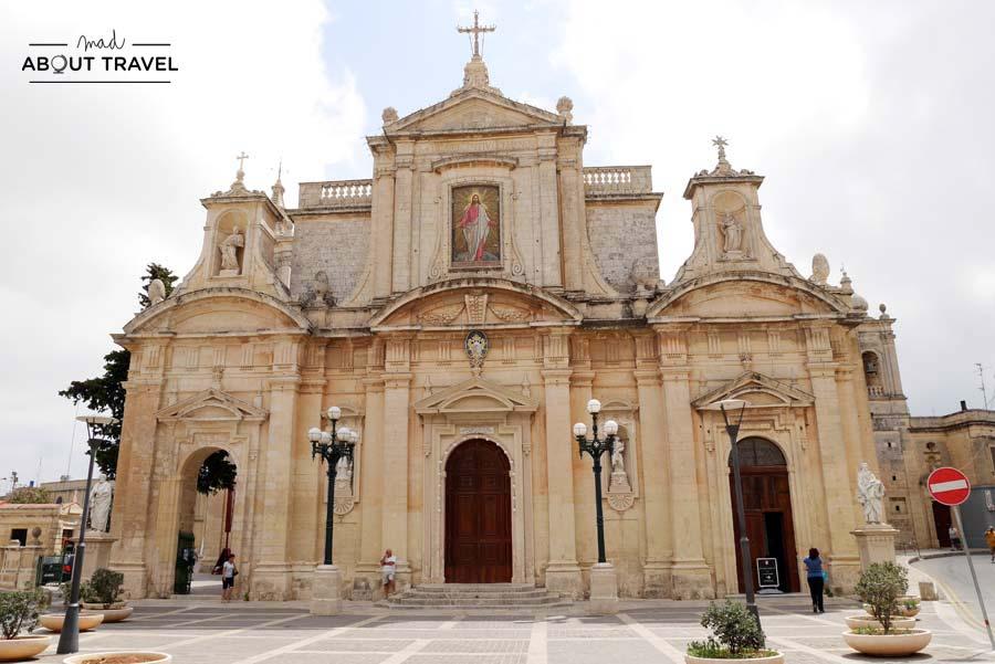 Catedral de Rabat, Malta
