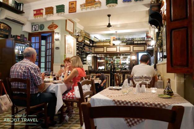 D'Office restaurant La Valletta Malta