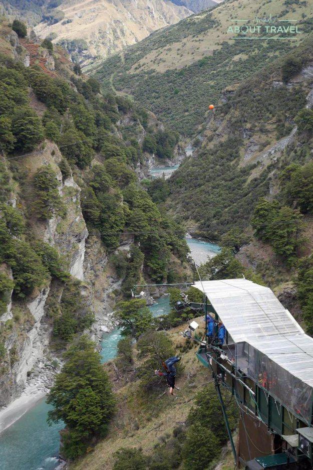 Shotover Canyon Swing