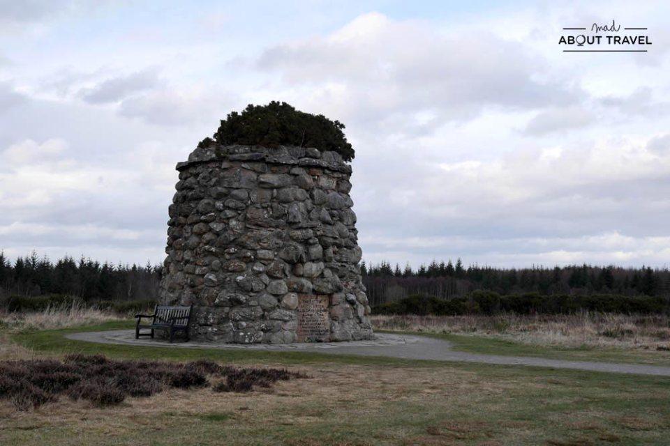 Campo de batalla de Culloden