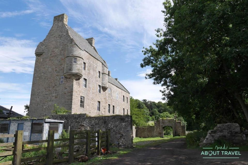 MidhopeEscenarios de Outlander en Escocia - Lallybroch - Midhope CastleCastle-lallybroch-outlander-02