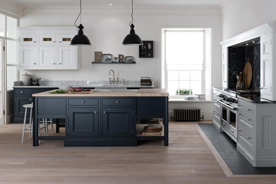 Dark Gray Kitchen Cabinets With Light Gray Walls Mad About Grey Kitchens