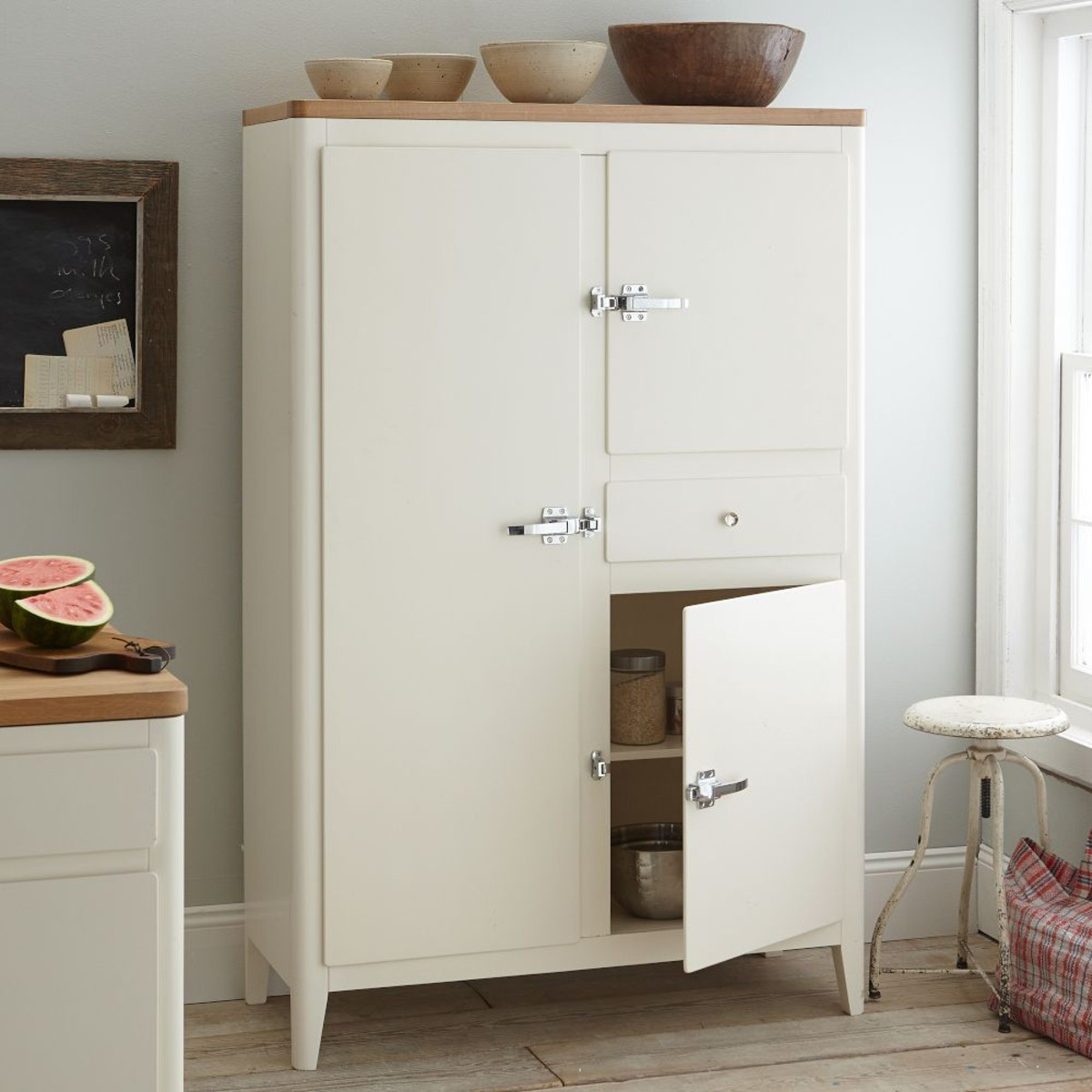 Kitchen Freestanding Cabinet Freestanding Kitchen Unit Mad About The House
