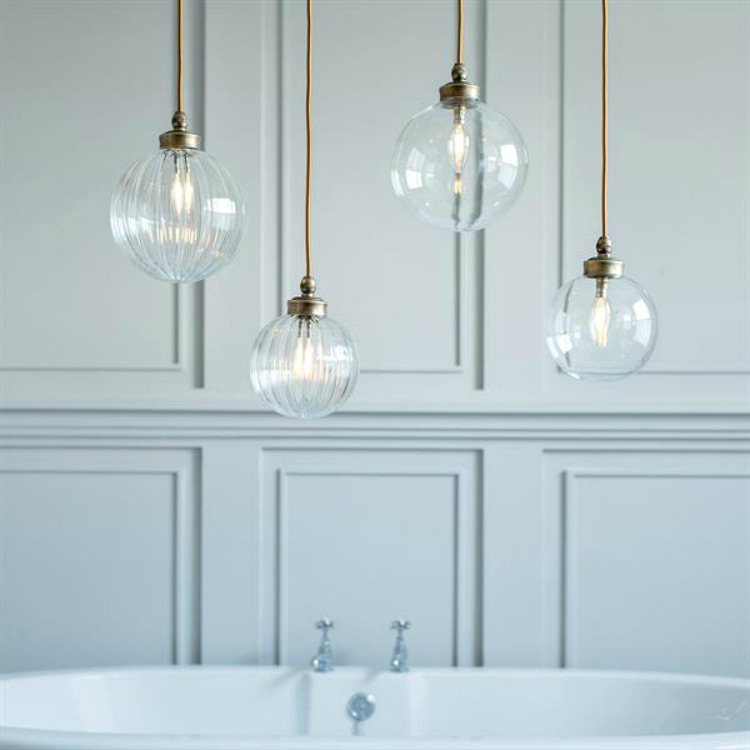 Bathroom Pendant Lighting Bathroom Pendant Lights - Mad About The House