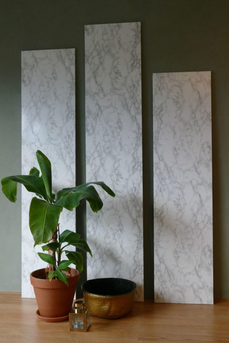 Decoratie Wand Backdrop Marble