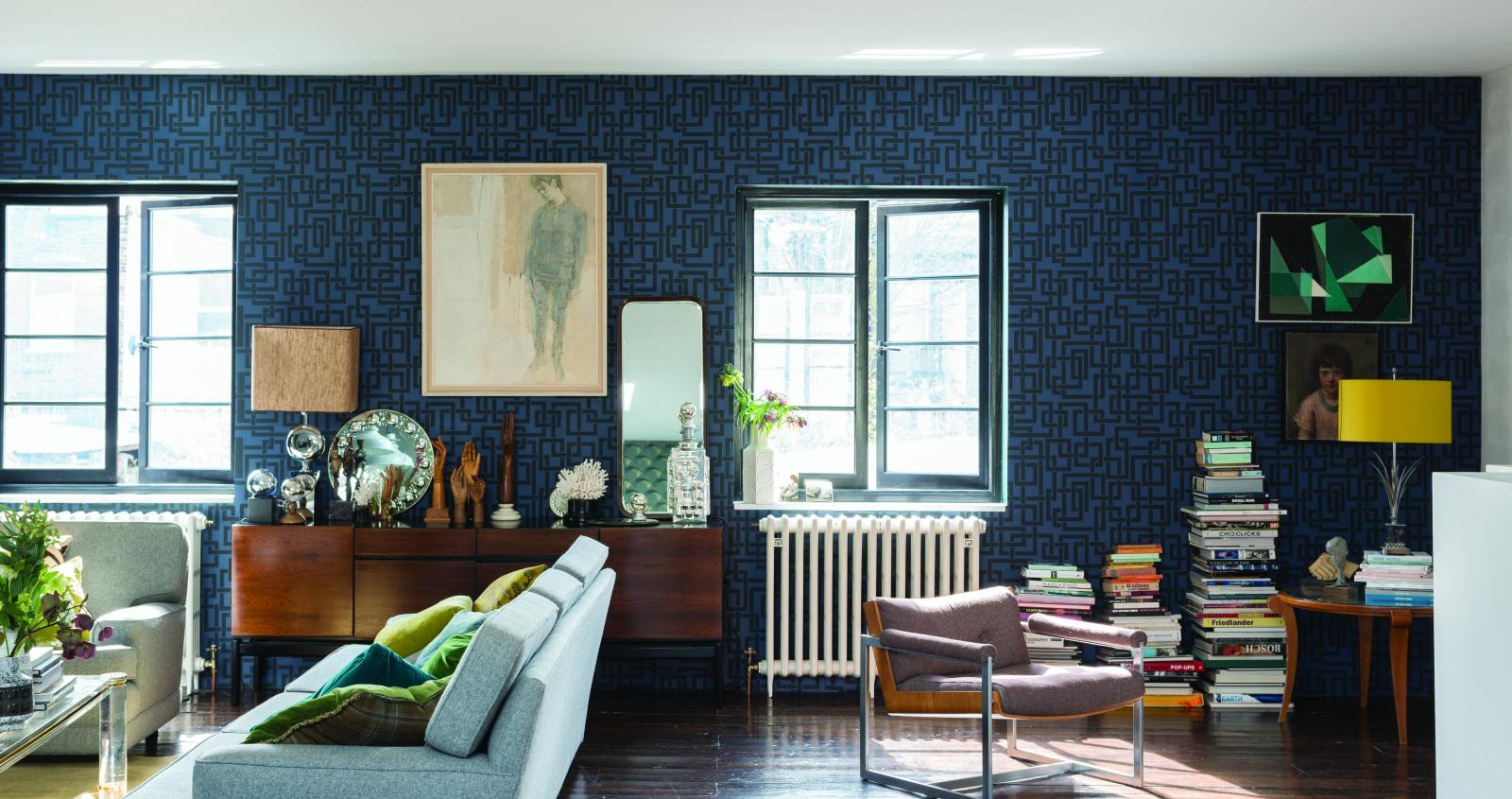 Prix Peinture Farrow And Ball Farrow And Ball Lance Sa Nouvelle Collection De Papiers