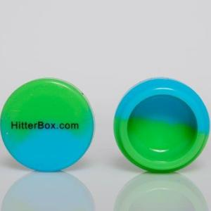 Small Silicone Dab Jar