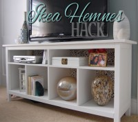 Ikea Sofa Table/TV Stand Hack - Young House Love Forums