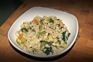 Green Barley Soup Recipe (Baby Food)