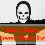 Make a Moving Halloween Display
