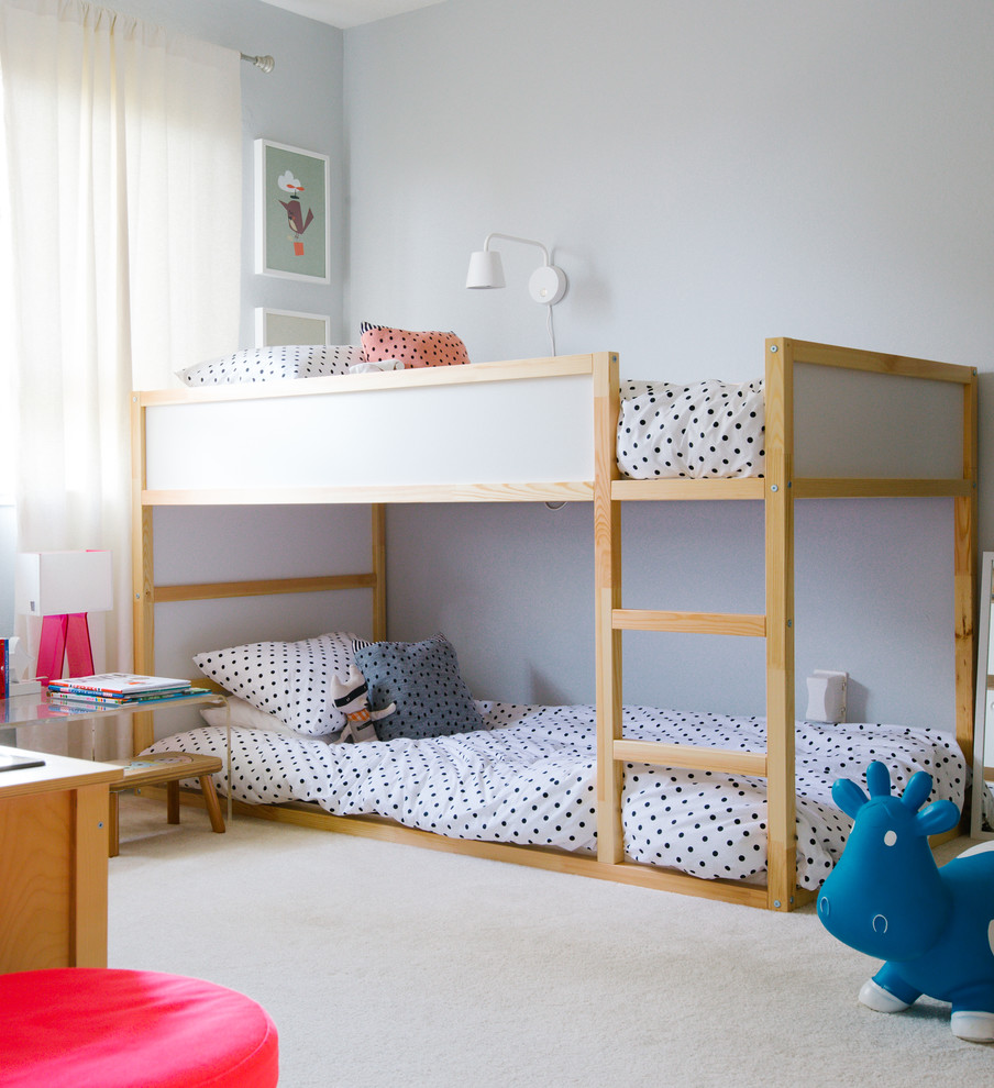 Beautiful Kidkraft Toddler Bed In Kids Transitional With Bedroom False Ceiling Next To Teen Bedroom Paint Alongside False Ceiling Design Ideas And Girls Bedroom