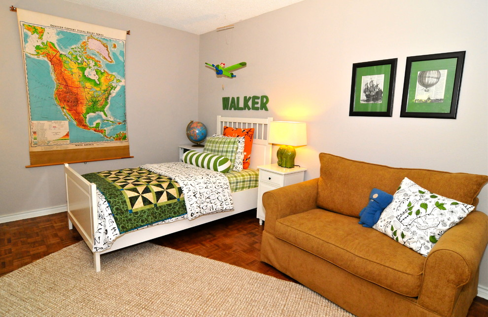 Bright Classroom Rugs In Midcentury Dallas With Outdoor