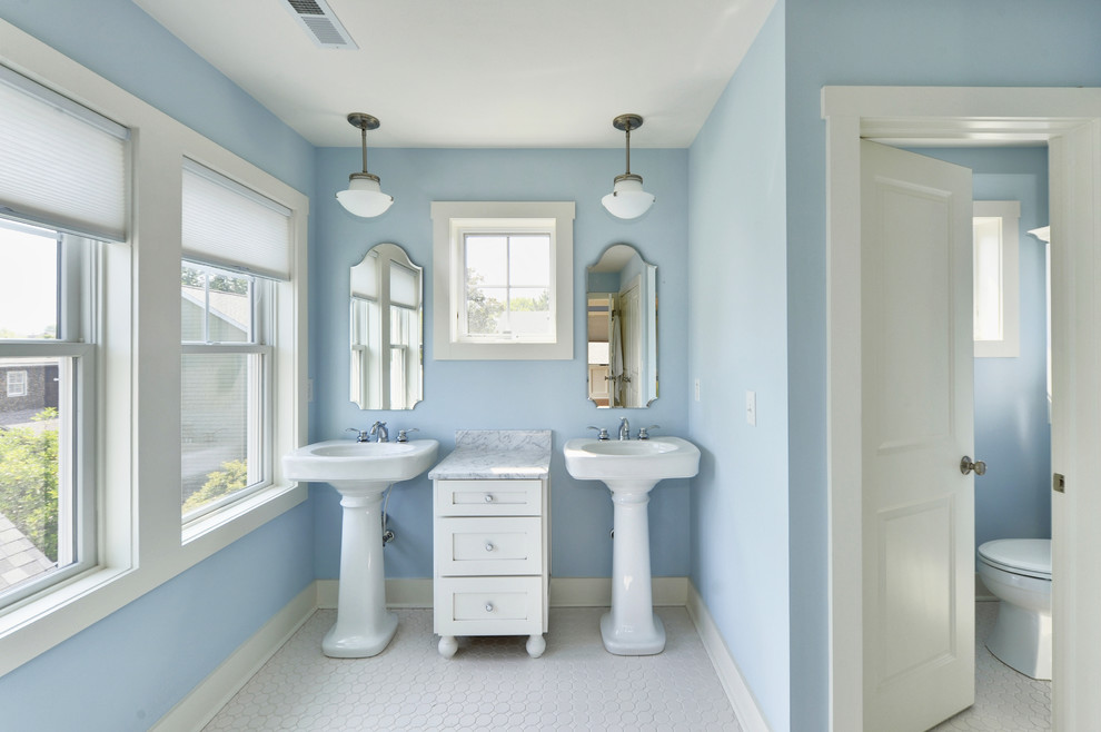 Cool Kohler Bancroft In Bathroom Traditional With Narrow