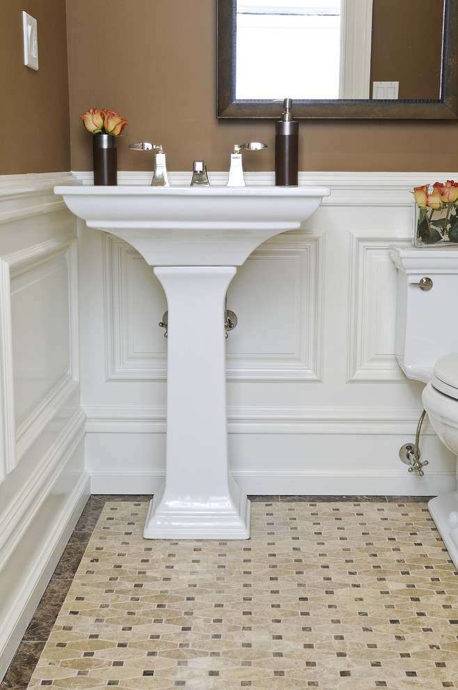 Bathroom Ideas Using Wainscoting : Clairelevy