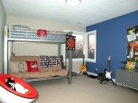 Pretty futon bunk beds Remodeling ideas for Bedroom Beach ...
