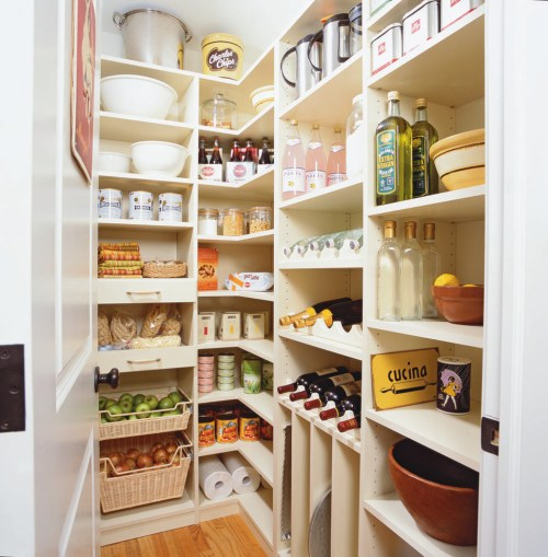 Medium Of Pull Down Spice Rack
