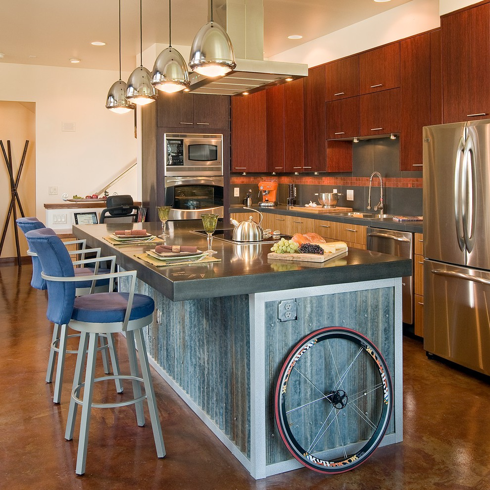 Kitchen Island Bar Ideas Denver Kitchen Island Bar Ideas Industrial With Rusted