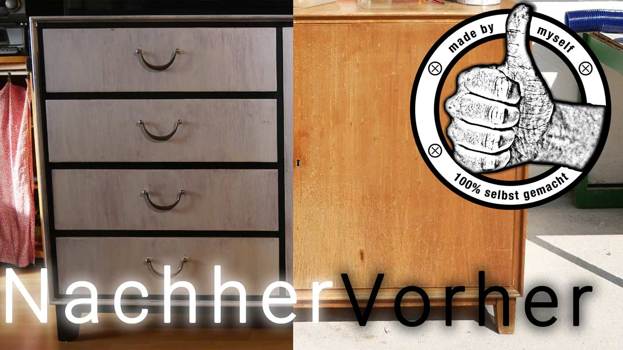 Kommode Lackieren Möbel Lackieren Shabby Shic Upcycling Made By Myself Dein
