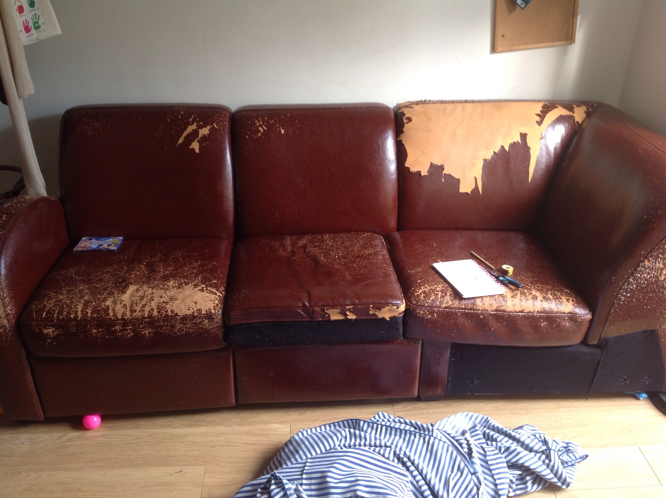 Quick Fix Re Upholstery Corner Sofa Madebyyourstruly