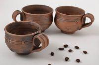 MADEHEART > Handmade coffee cups set of coffee cups coffee ...