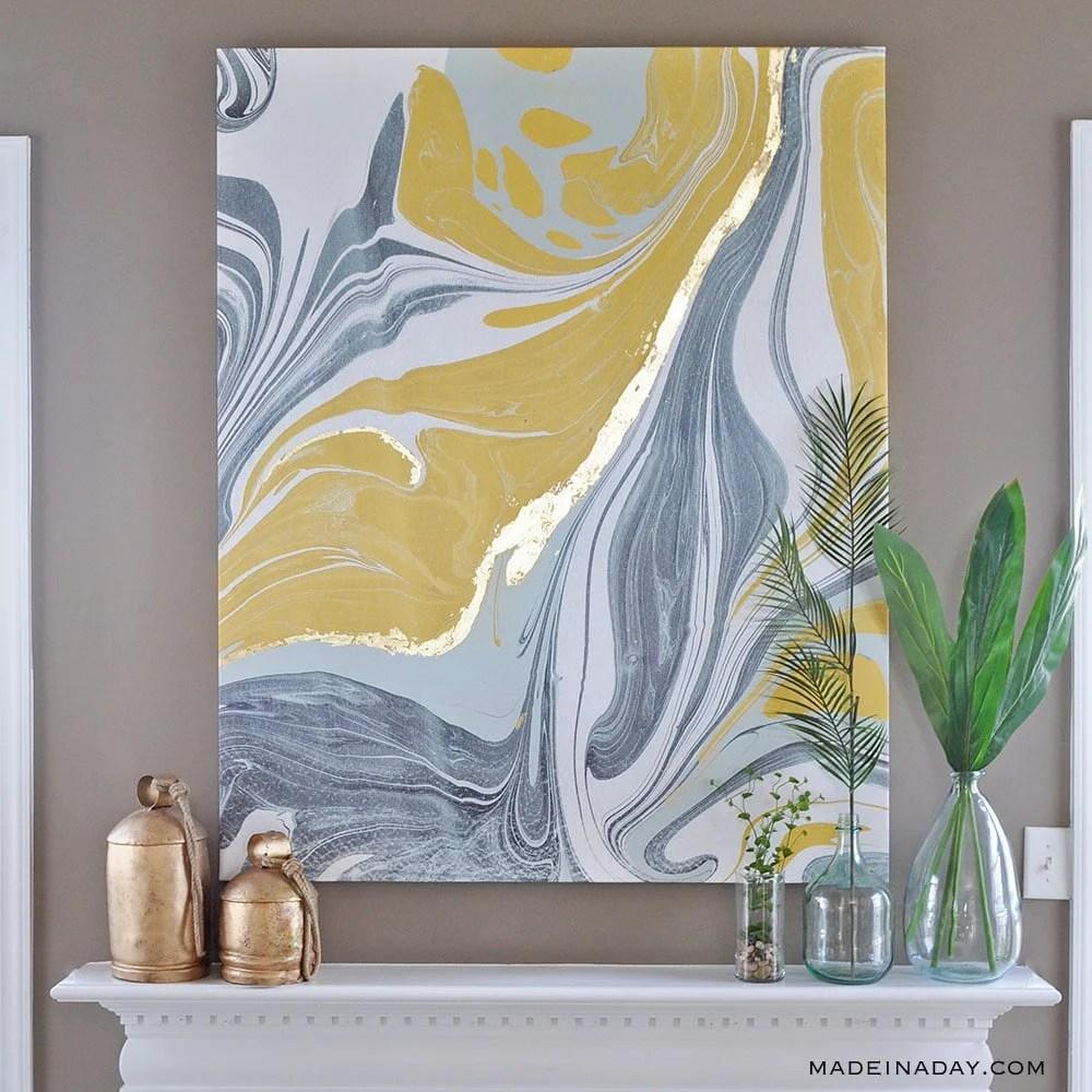Marble Wall Art - Elitflat