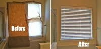 New Home Window Transformation with Wonderful Blinds ...