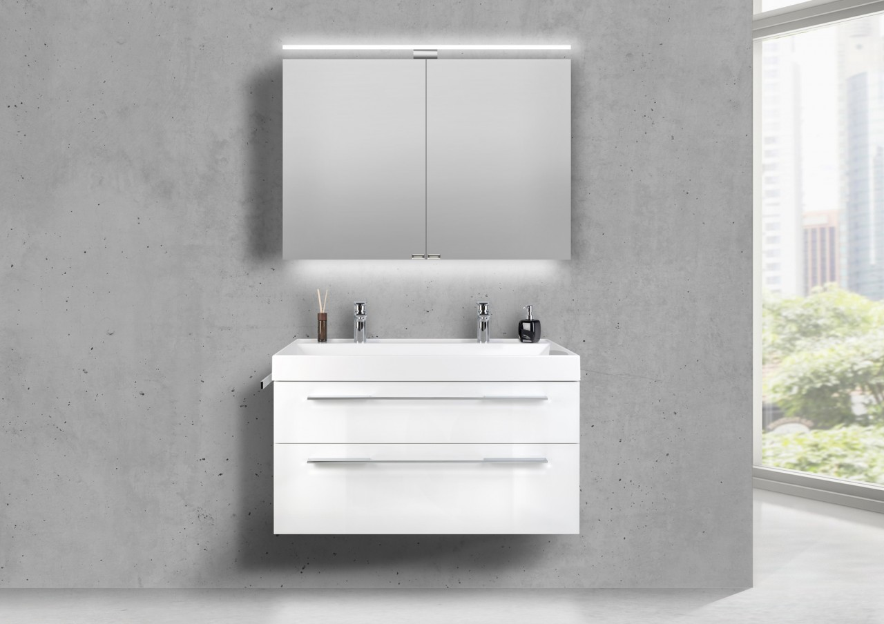 Badmöbel Set Luxus Luxus Badmöbel Set Kollektion Barcelona Design Bäder