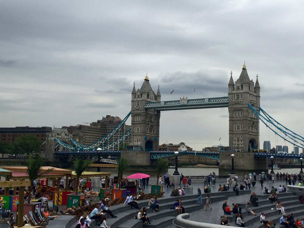 Londres en 3 jours – Tamise, Tate Modern, Borough Market, Tower Bridge & co