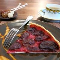 La tarte aux prunes de Mamie Colette