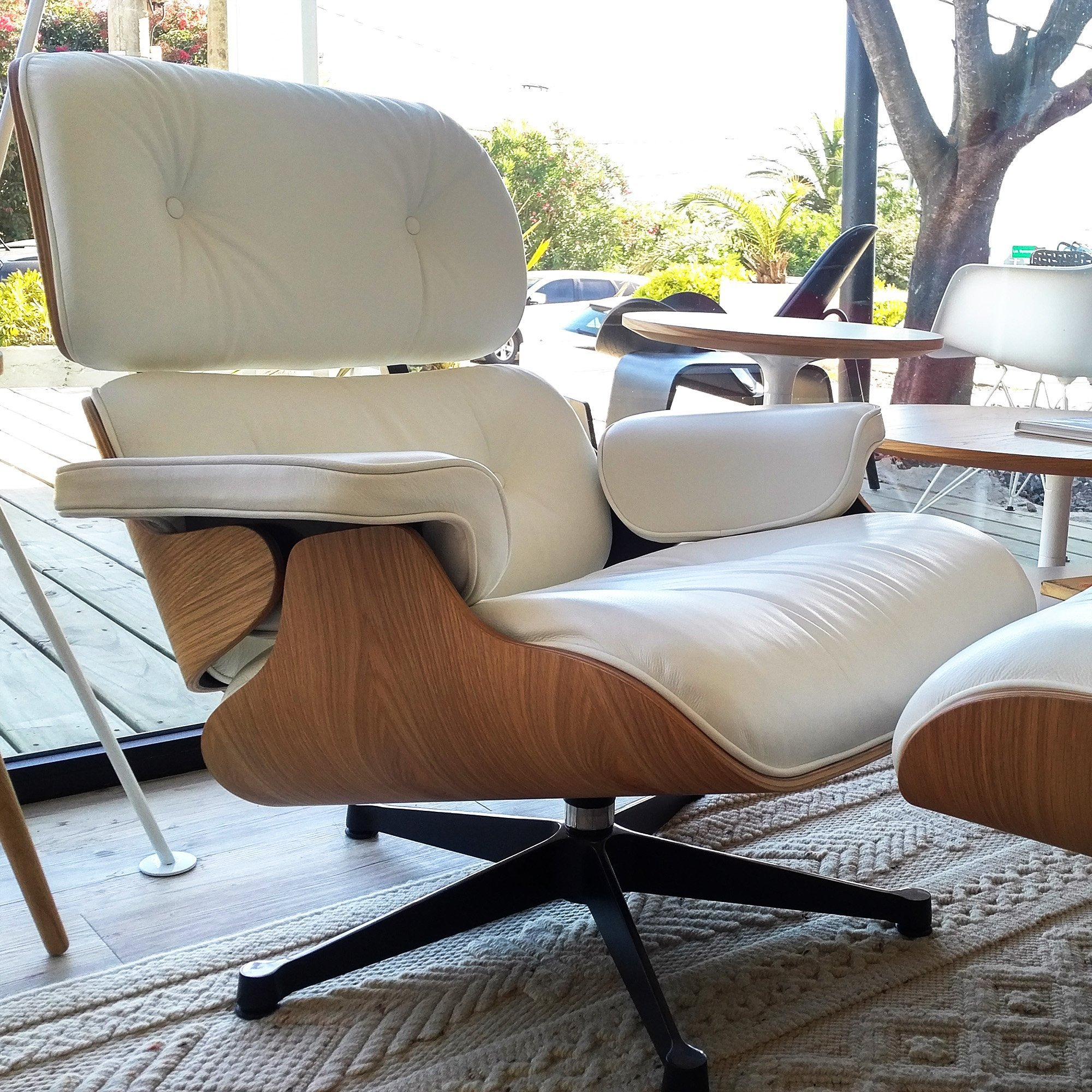 Butaca Charles Eames Lounge Chair Charles And Ray Eames Mad For Modern