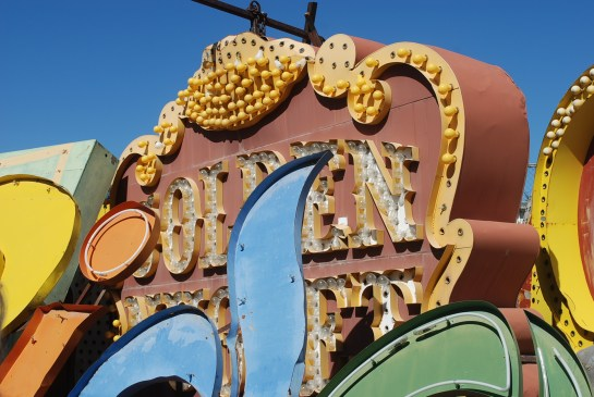 Vintage Las Vegas Visiting the Boneyard