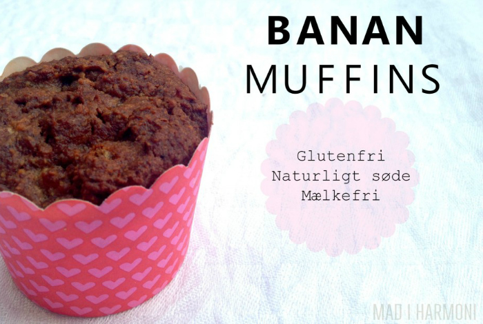 Bananmuffins