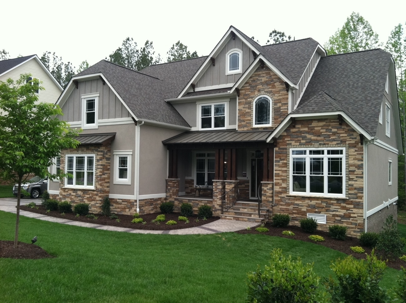 Cheap House Design Ideas Split Level House Siding Ideas Madison Art Center Design