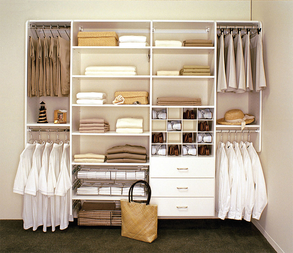 Closet Storage Solutions Improve Your Home S Storage