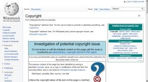 wikipedia-copyright