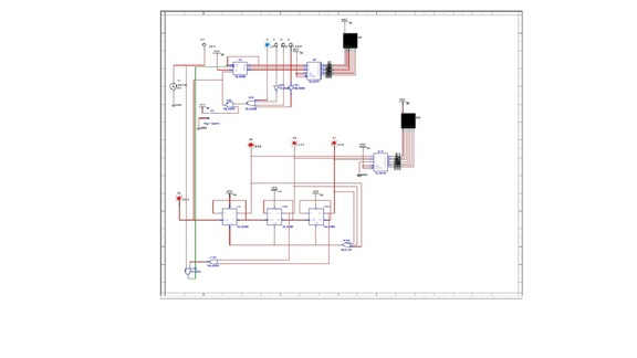 fireplace control circuit engineering portfolio