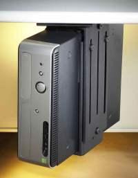 Images of Underdesk CPU Holder Computer Tower Holder