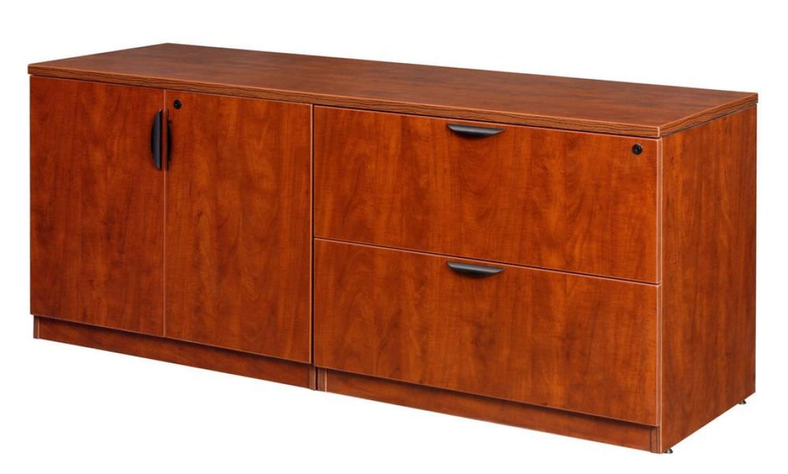 Images of Lateral File Storage Credenza Cabinet