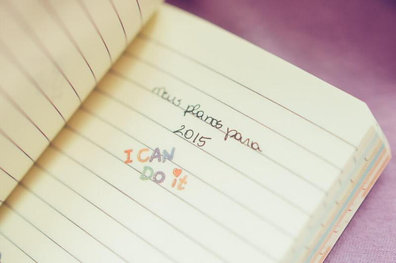 Meus planos para 2015 ainda nem coloquei no papel, mas já ultrapassam páginas e páginas