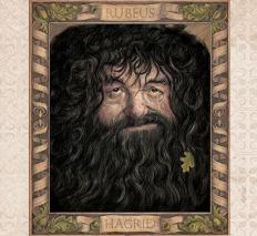 Hagrid (fonte: Bloomsbury)