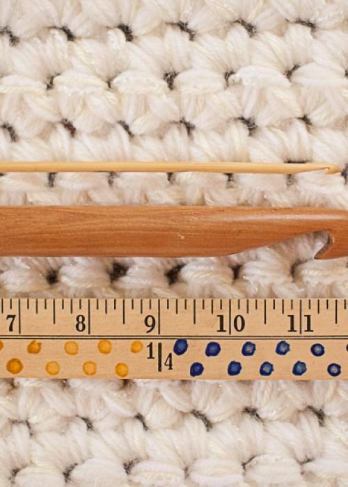 Erasing Monday with Giant Crochet