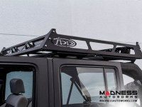 Jeep - Jeep Wrangler JK MAXRAX Roof Rack by Addictive ...
