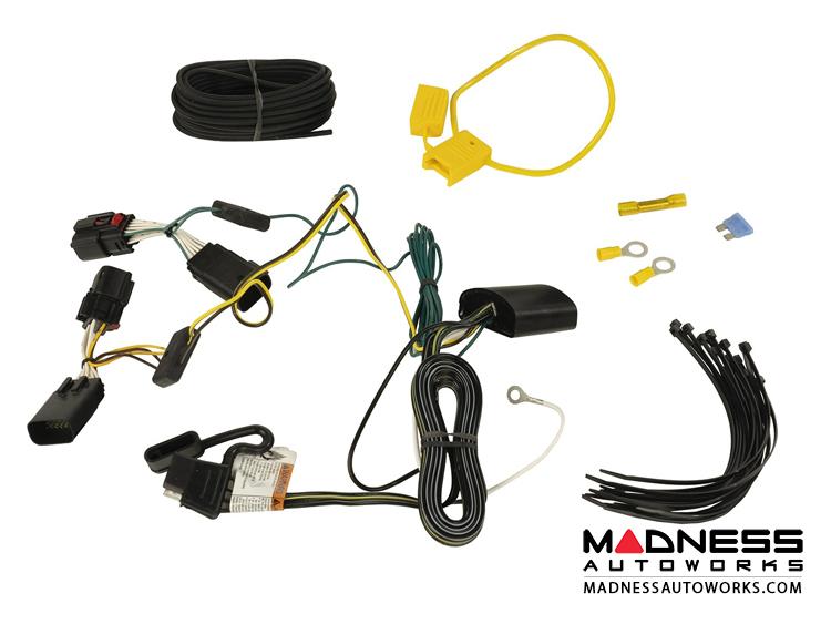 Jeep - Jeep Wrangler JL Trailer Hitch Kit w/ Wiring Harness
