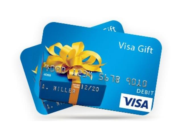 Free $3 VISA GIft Card Sample! (Every Month) - MADNEY