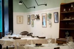 El salón - comedor
