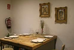 Restaurante El Triciclo Madrid